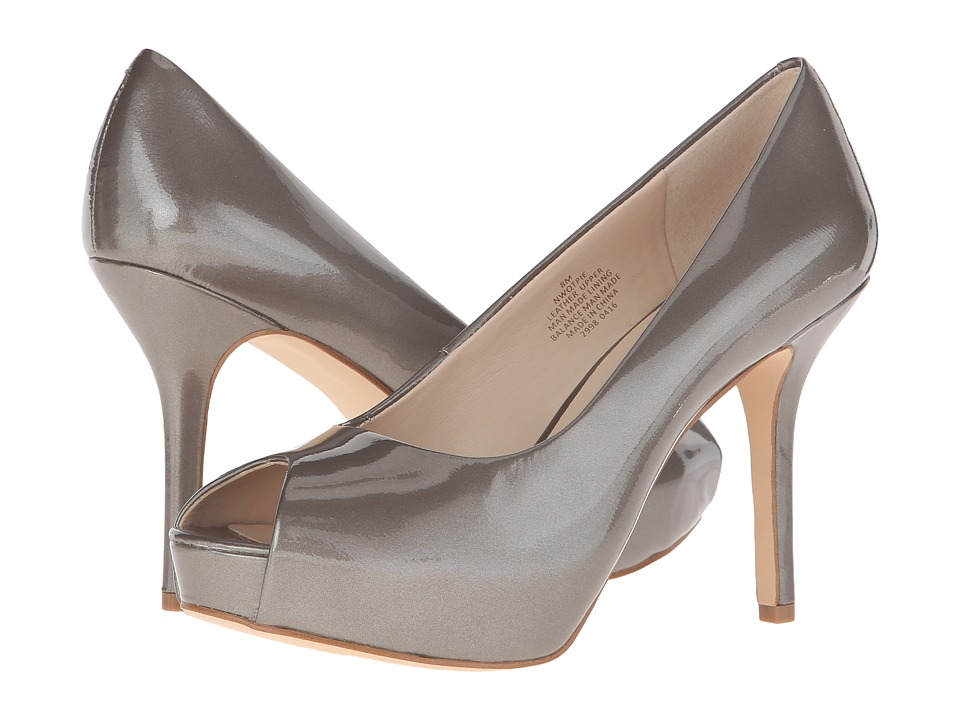 Nine West - Qtpie (Taupe Patent) Women's Shoes