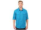 Calvin Klein Classic Fit Linen Roll-Up Sleeve Shirt