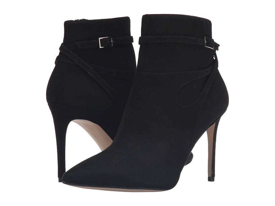 Nine West - Tanesha (Black Suede) Women's Shoes
