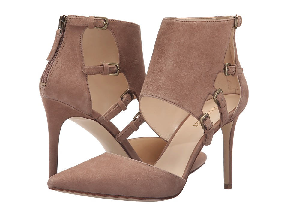 Nine West - Trust Me (Natural Suede) Women's Shoes