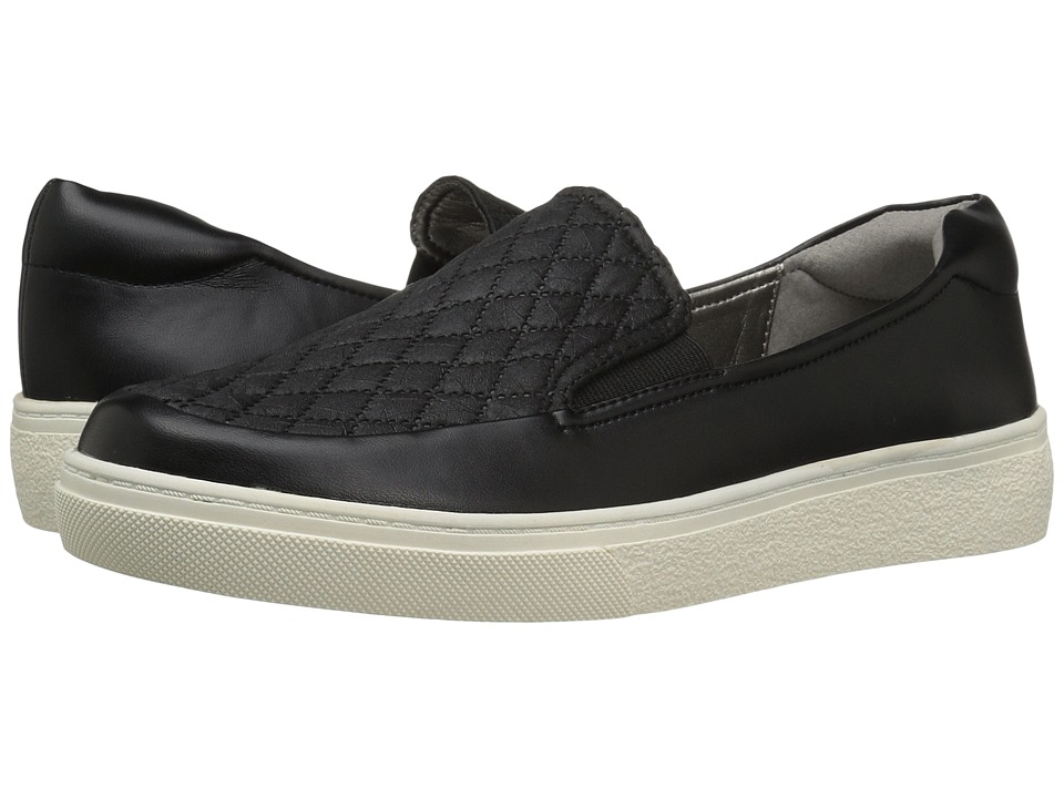 Bandolino - Hilda (Black Quilt Plug) Women's Shoes
