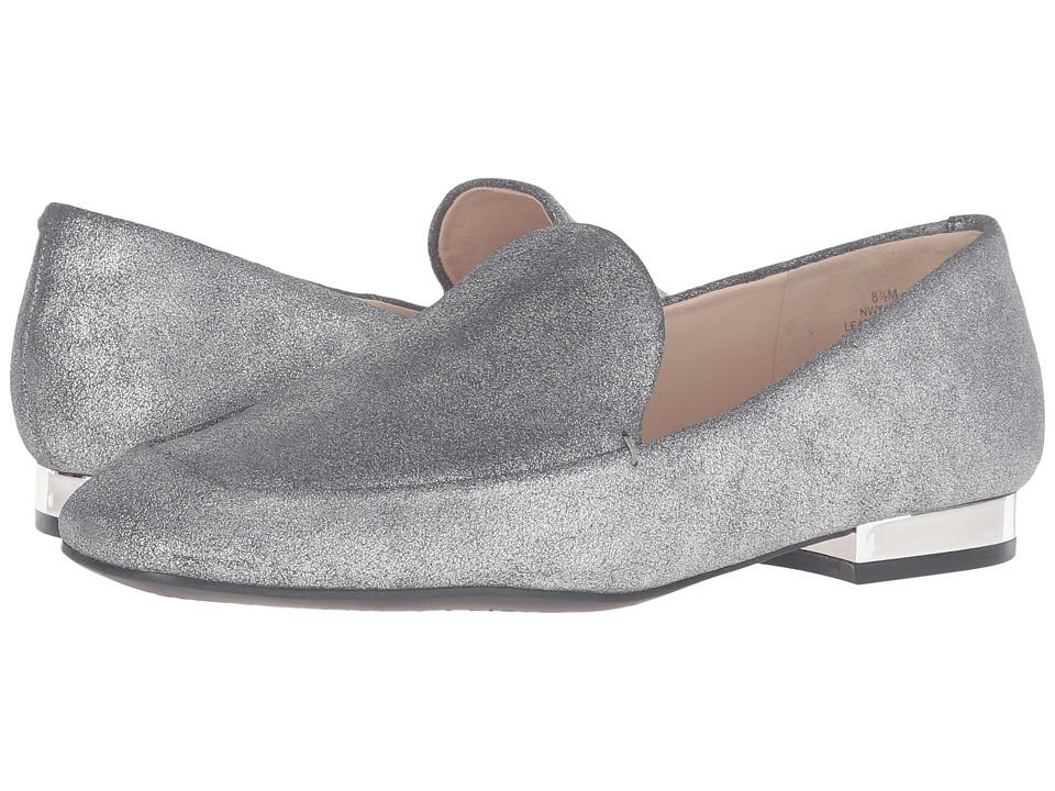 Nine West - Xalan (Pewter Metallic) Women's Shoes