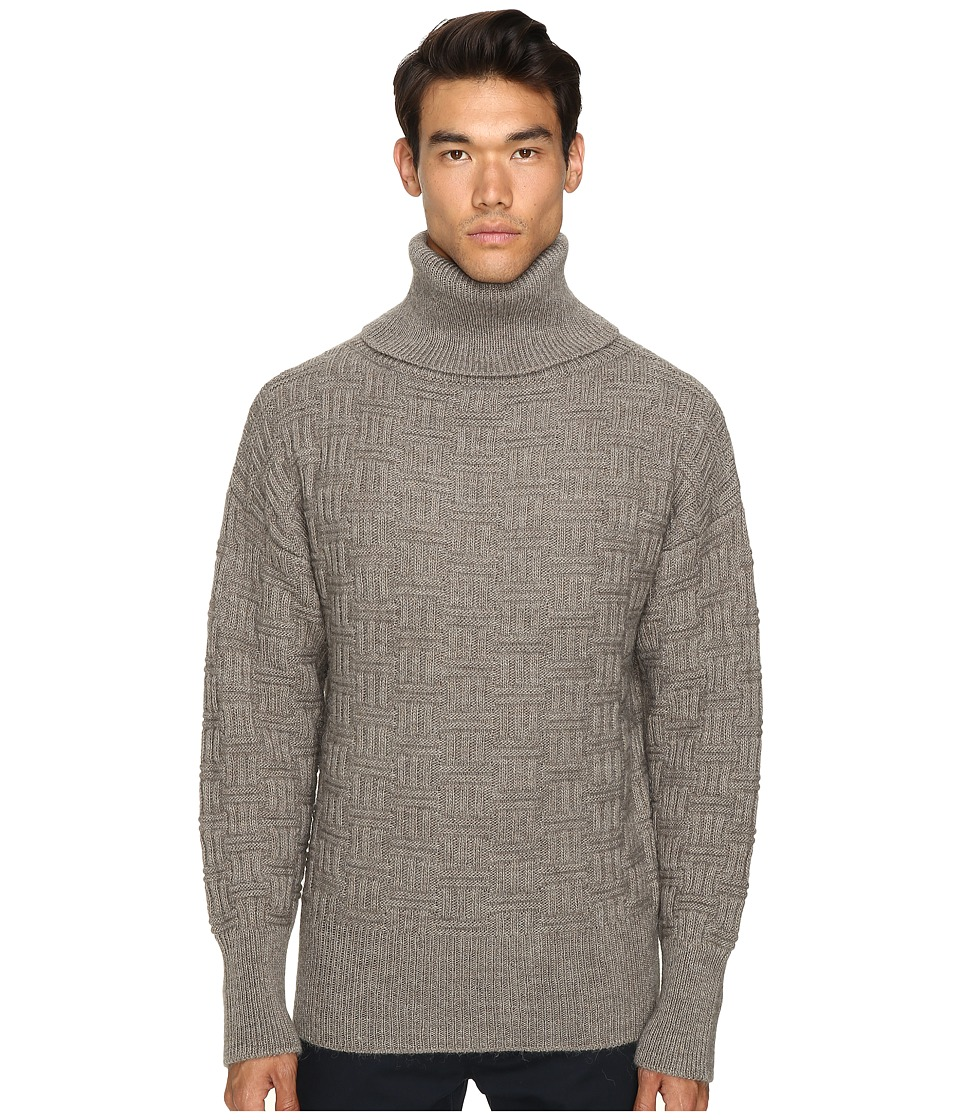 Vivienne Westwood - Chunky Rollneck Sweater (Grey) Men's Sweater
