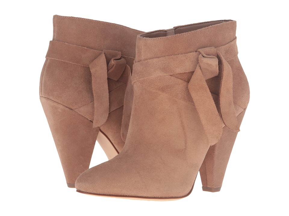 Nine West - Acesso (Natural Suede) Women's Shoes