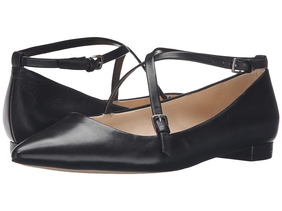 Nine West - Anastagia (Black Leather) Women's Shoes