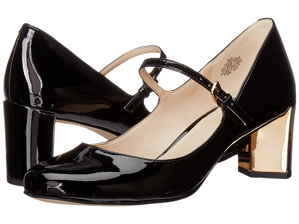 Nine West - Fadilla (Black Synthetic) Women's Shoes