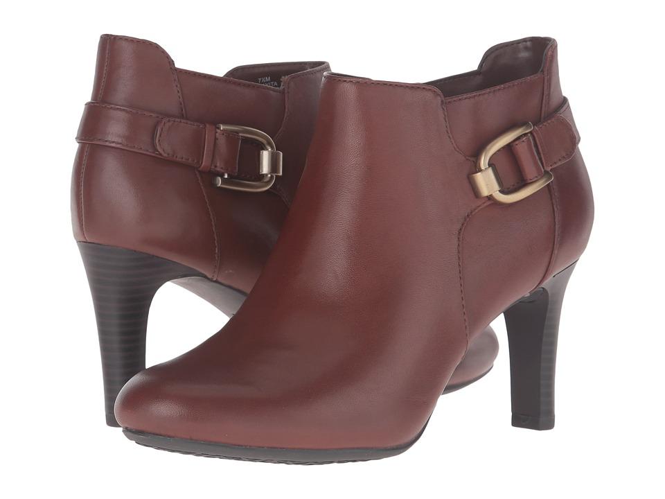 Bandolino - Layita (Kona Tan Leather) Women's Shoes