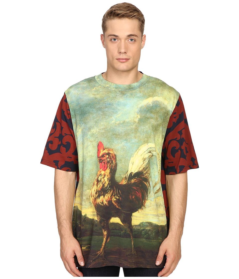Vivienne Westwood - Horatio Cockerel Tee (Multi) Men's T Shirt