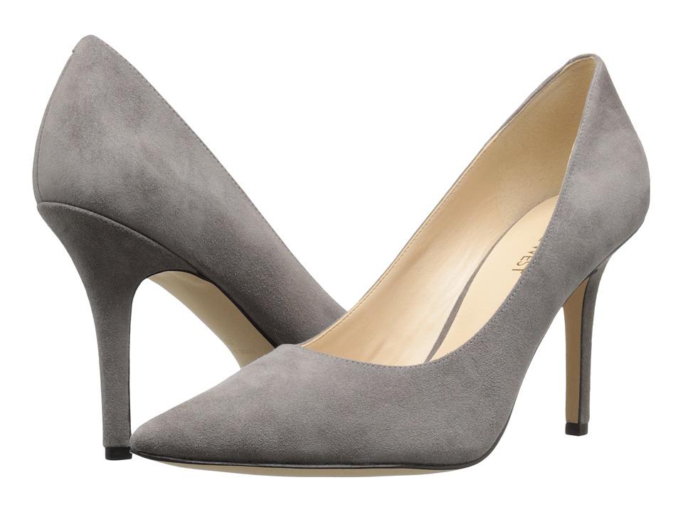 Nine West - Jackpot (Grey Suede) High Heels