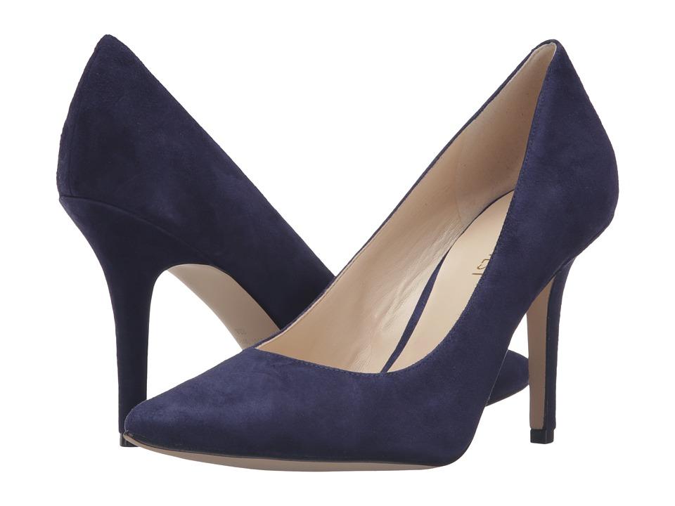 Nine West - Jackpot (Navy Suede 3) High Heels
