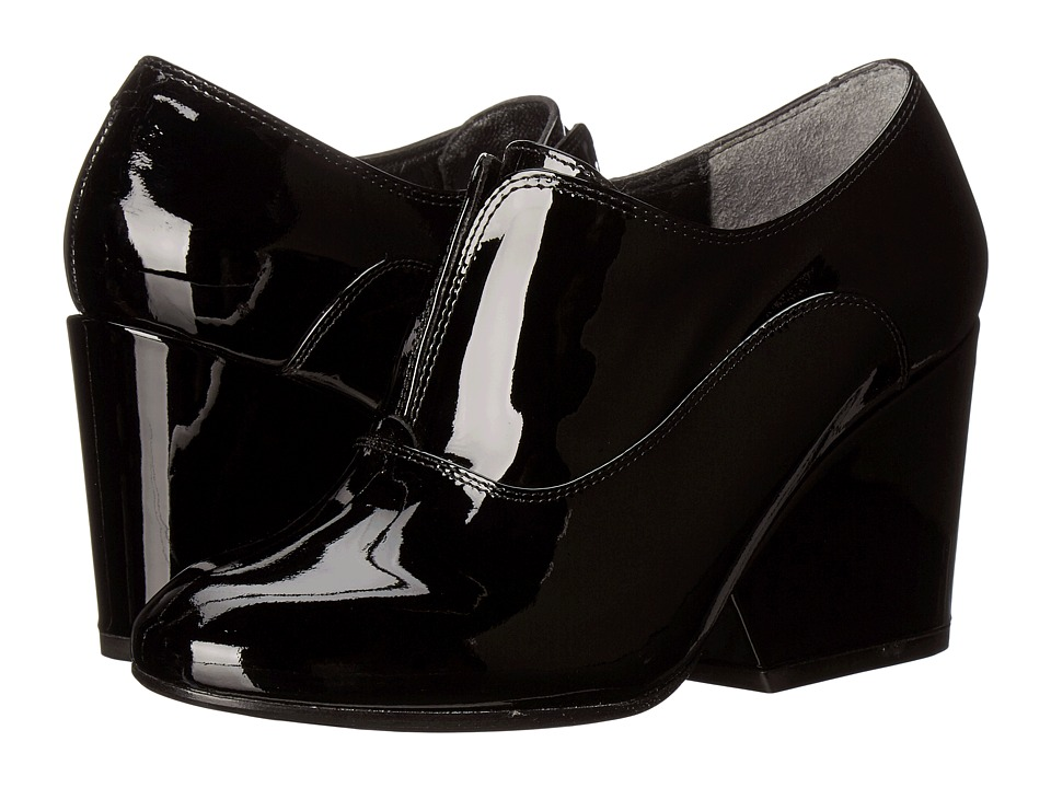 Robert Clergerie - Trevor (Black Patent) Women's Shoes