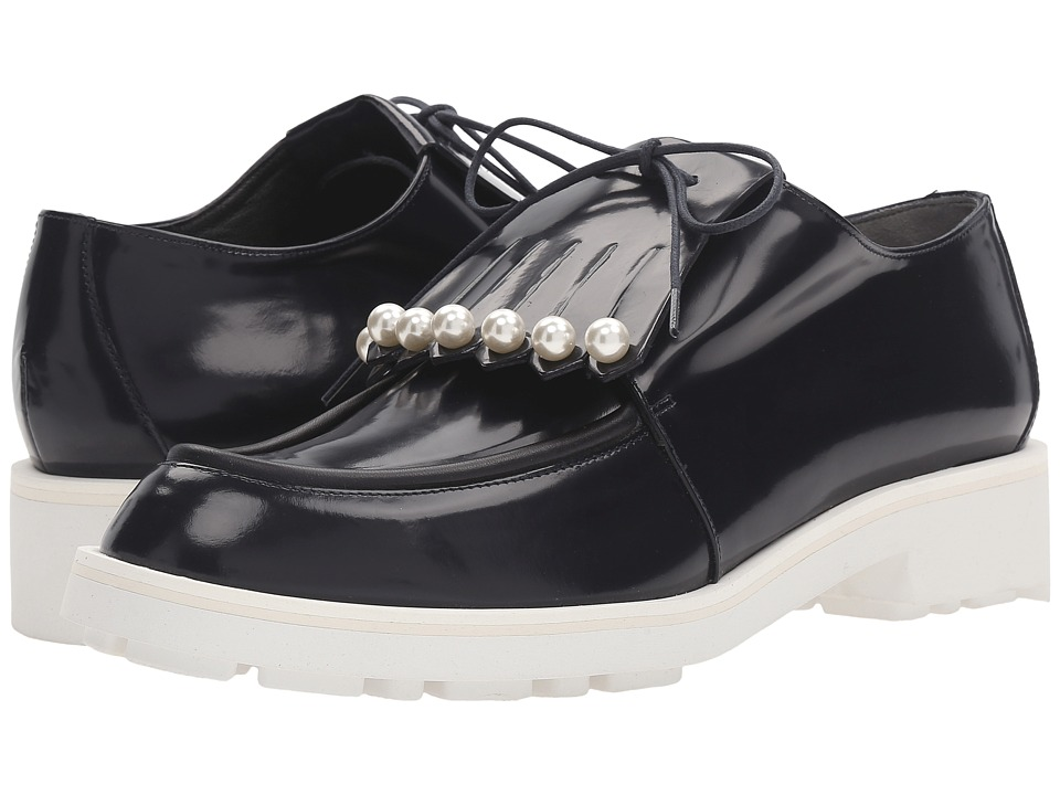 Robert Clergerie - Biro (Navy Spaz) Women's Shoes