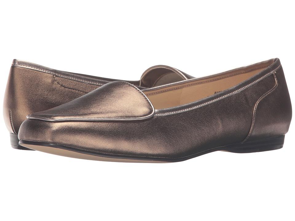 Bandolino - Liberty (Bronze Multi Synthetic) Women's Slip on Shoes