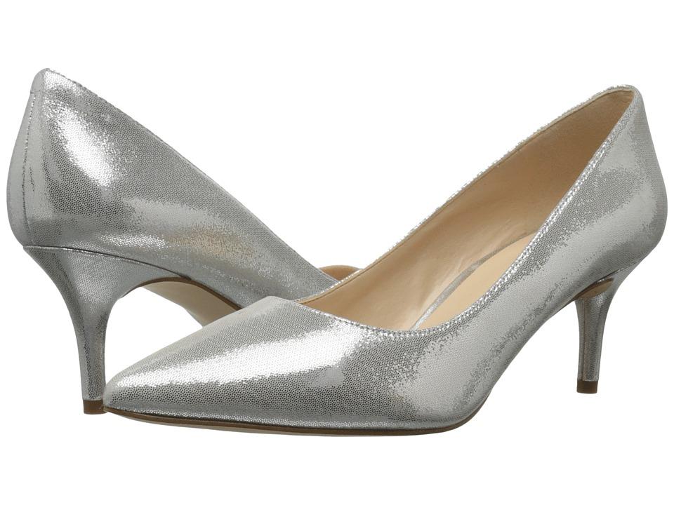 Nine West - Margot (Silver Metallic 3) High Heels