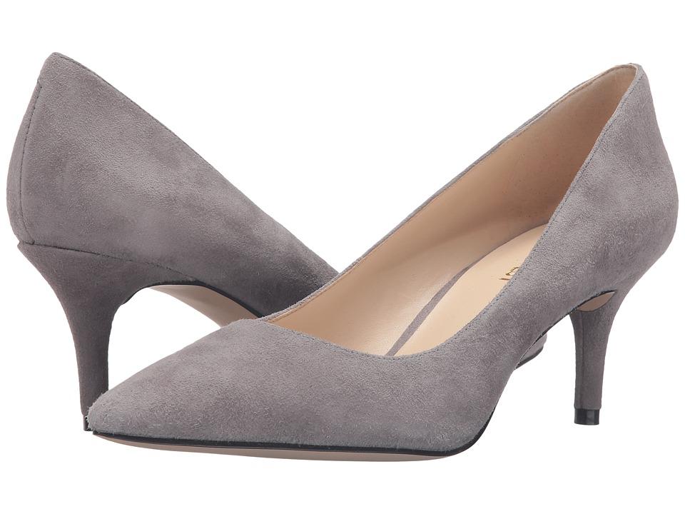 Nine West - Margot (Grey Suede) High Heels