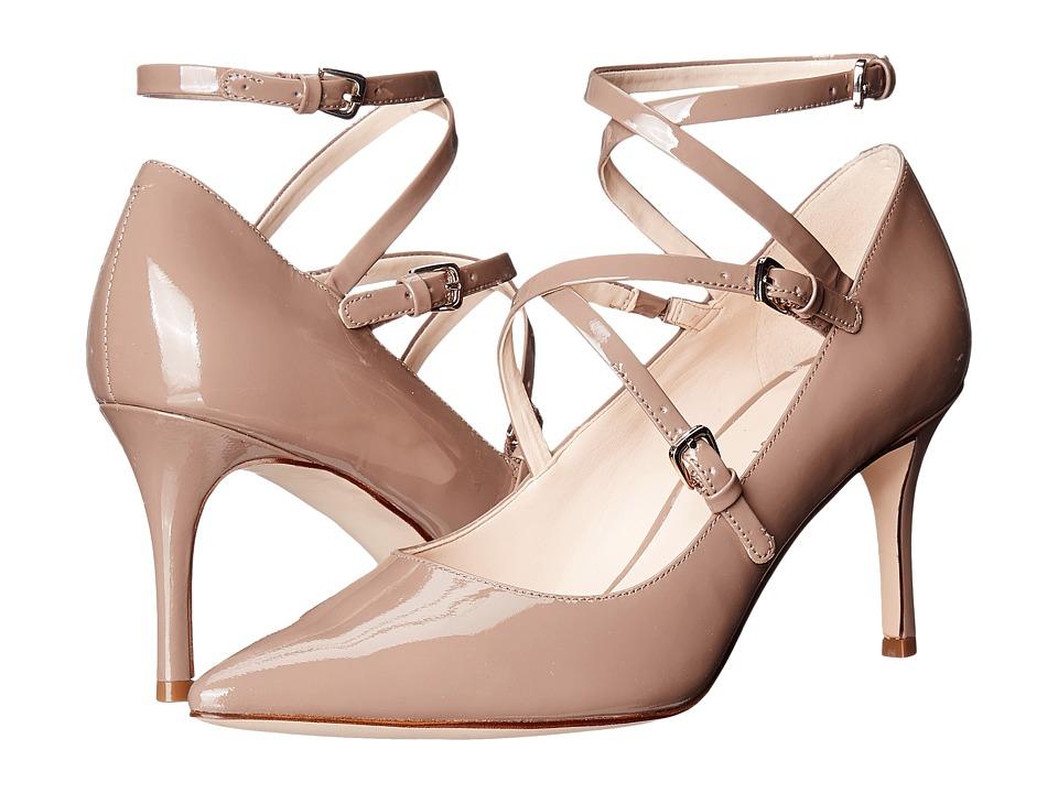 Nine West - Mykela (Natural Patent) Women's Shoes