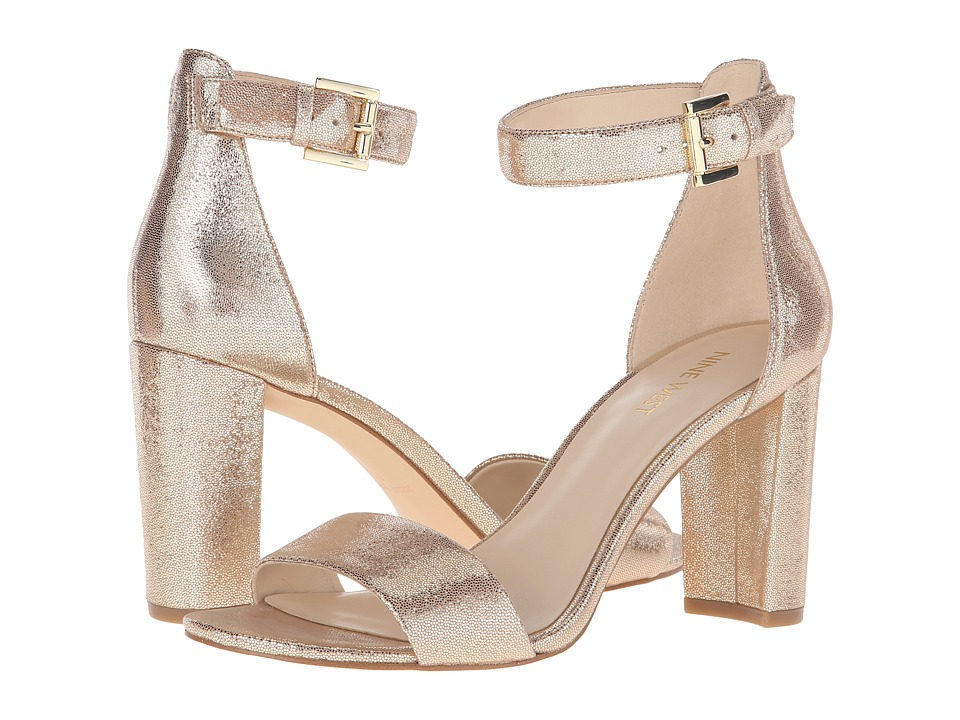 Nine West - Nora (Gold Metallic) Women's Shoes