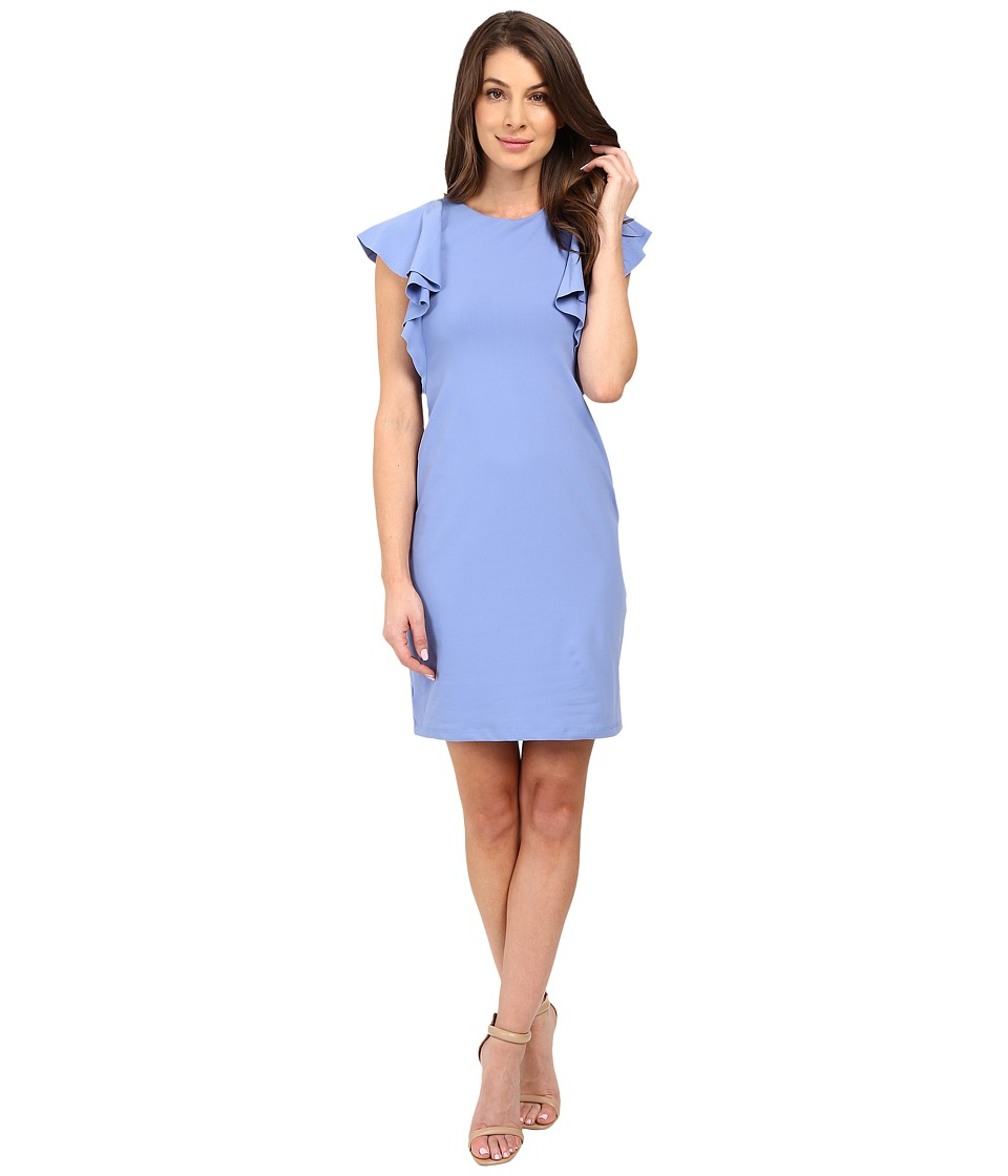 Susana Monaco - Lana Dress (Winter Sky) Women's Dress
