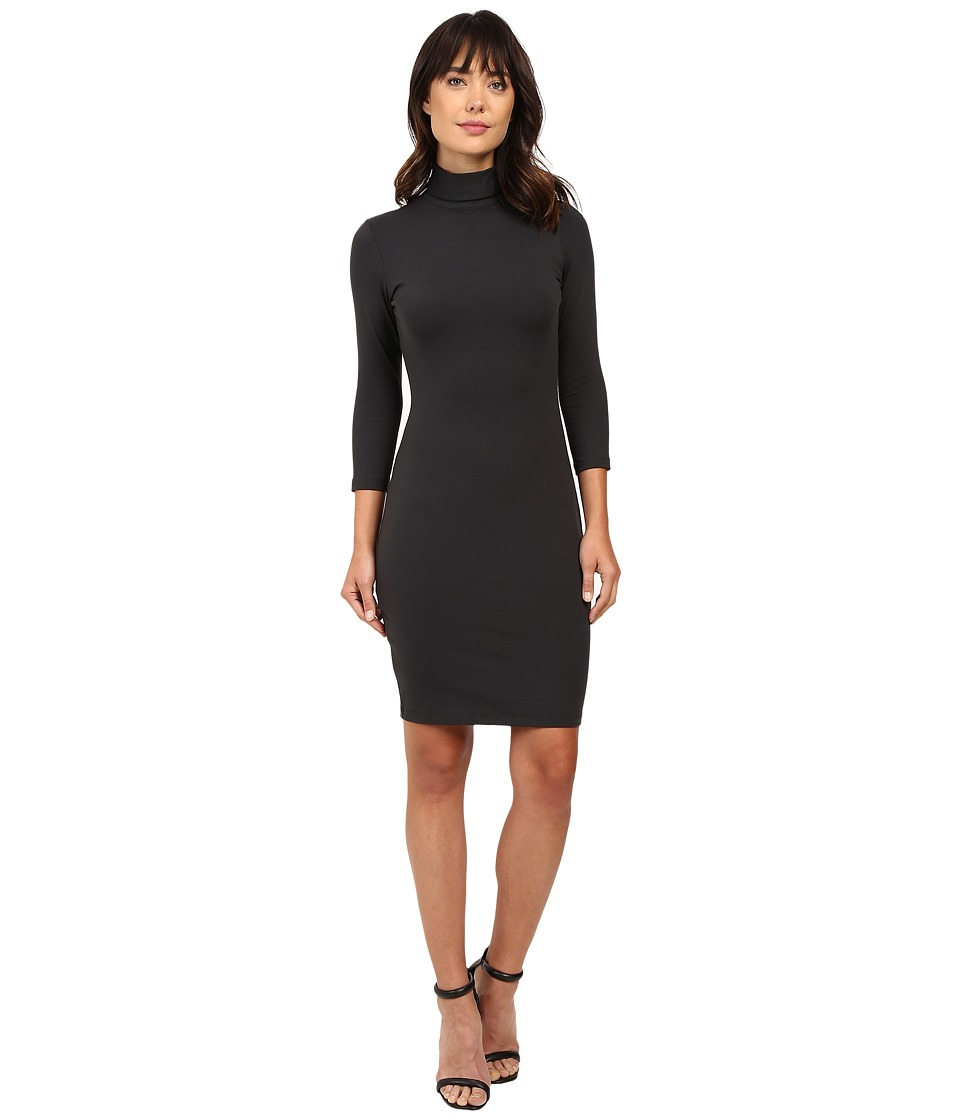 Susana Monaco Cat Dress (Onyx) Women