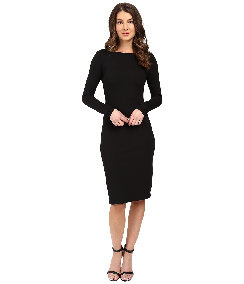 Susana Monaco Rianne Dress (Black) Women