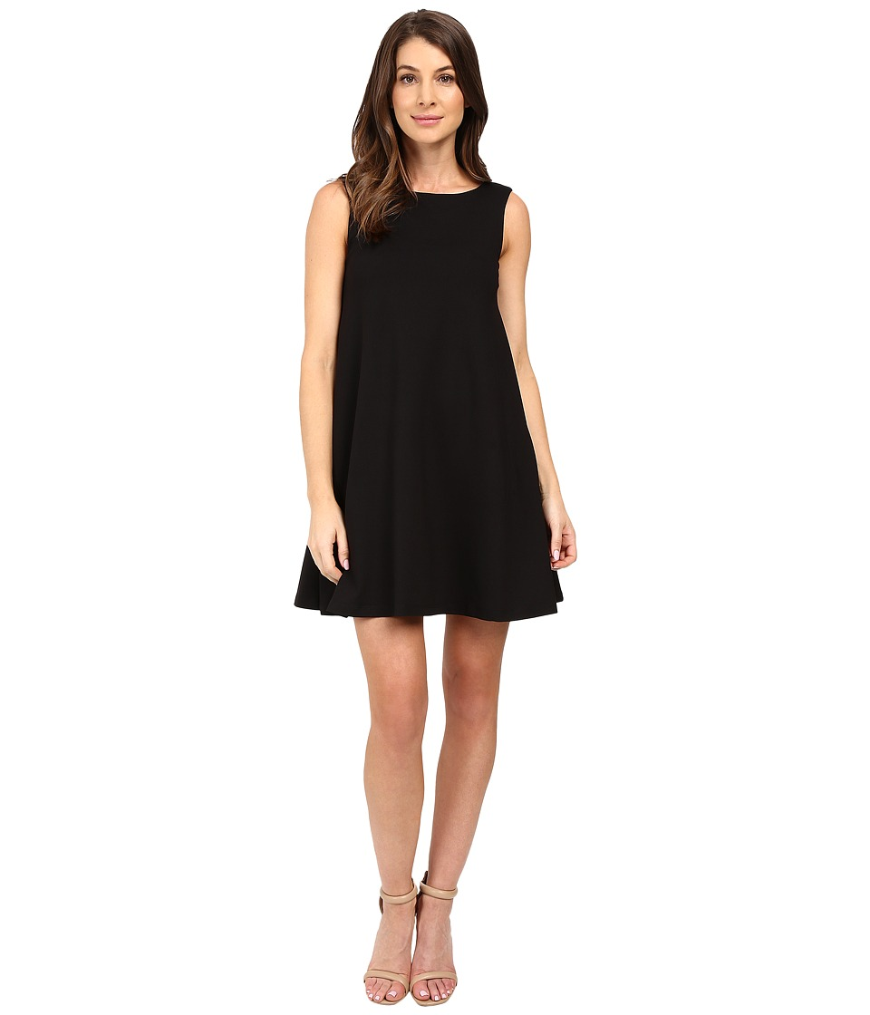 Susana Monaco - Tea Dress (Black) Women's Dress