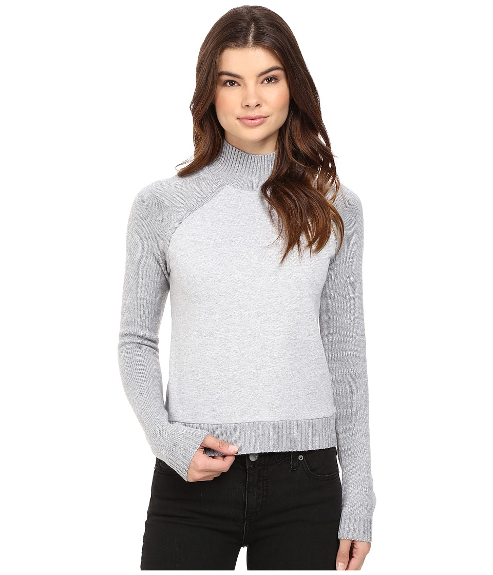 Susana Monaco - Audrey Sweater (Zinc) Women's Sweater