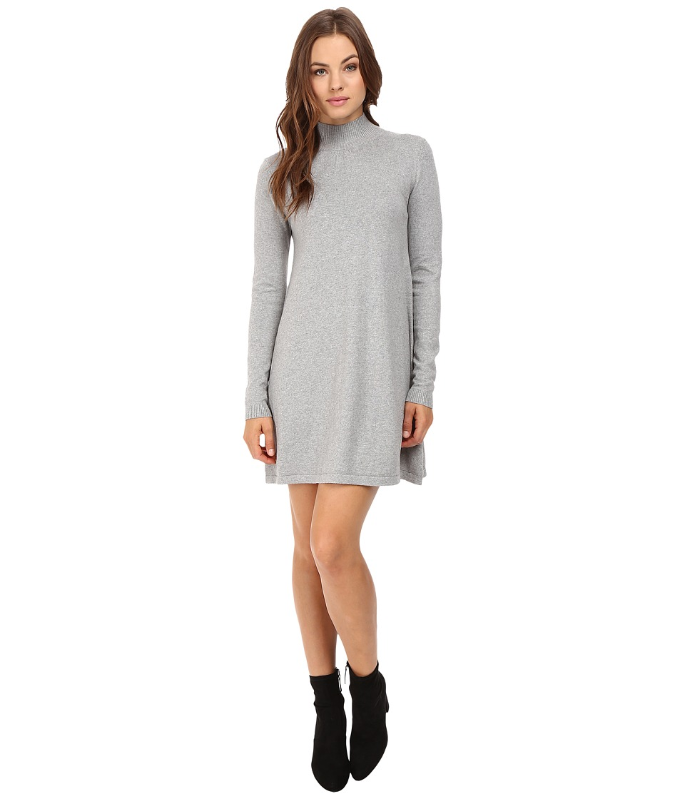 Susana Monaco - Turtleneck Dress (Cloud) Women's Dress