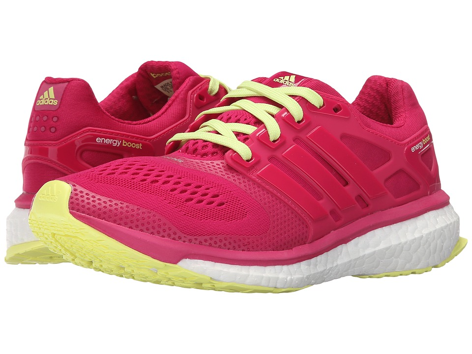 adidas - Energy Boost ESM (Bold Pink/Frozen Yellow) Women's Shoes