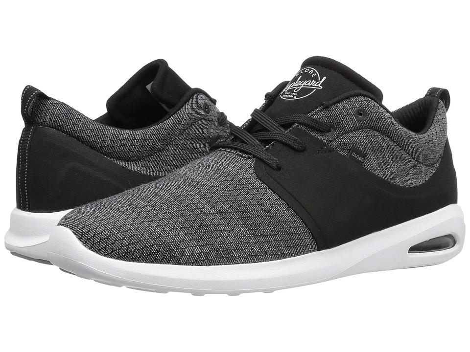 Globe - Mahalo Lyte (Black/Black/Grey) Men's Skate Shoes