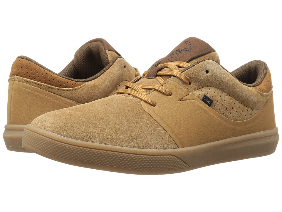 Globe - Mahalo SG (Tobacco/Gum) Men's Skate Shoes