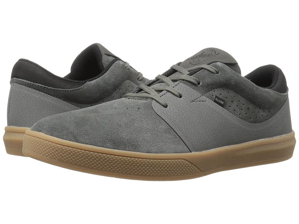 Globe - Mahalo SG (Charcoal/Gum) Men's Skate Shoes