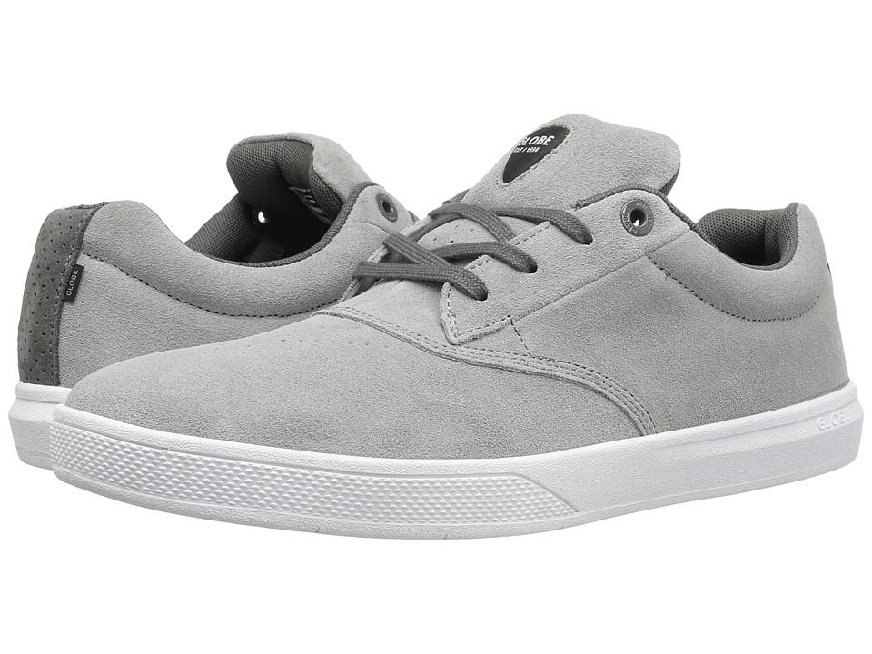 Globe - The Eagle (Grey/White) Men's Skate Shoes