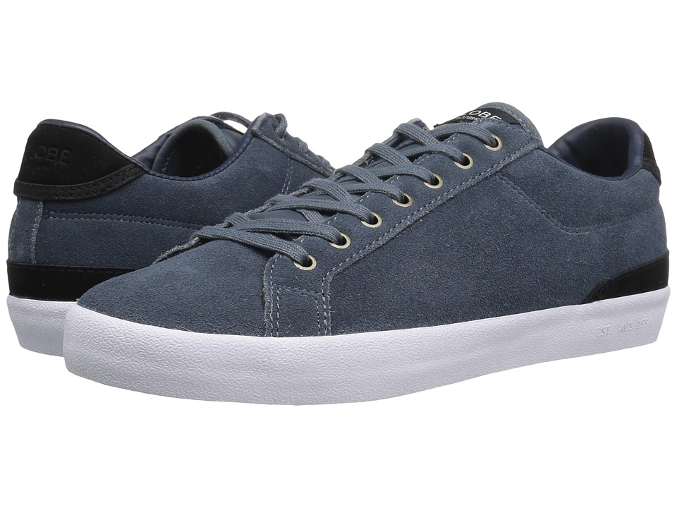 Globe - Status (Dark Slate/White) Men's Skate Shoes