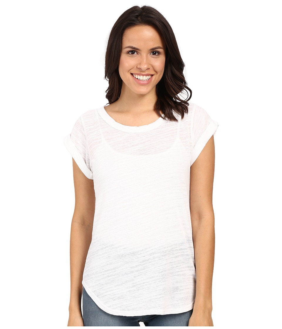 LNA - McQueen Tee (White) Women's T Shirt