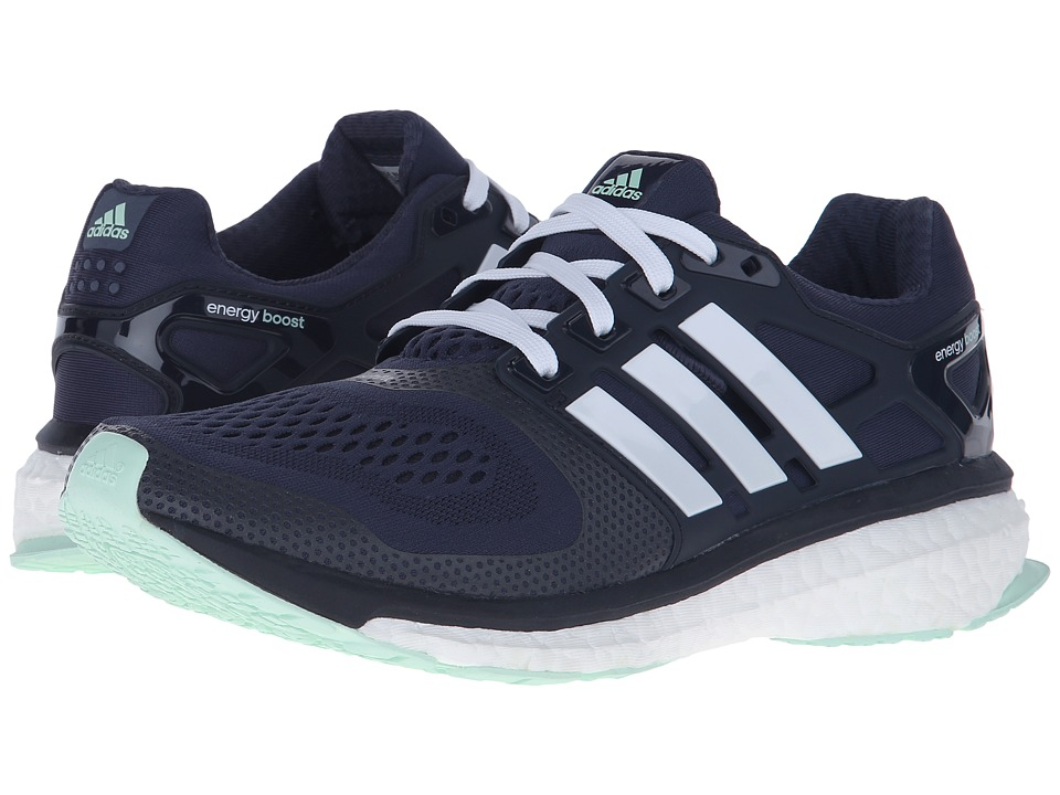 adidas - Energy Boost ESM (Mid Grey/White/Frozen Green) Women's Shoes