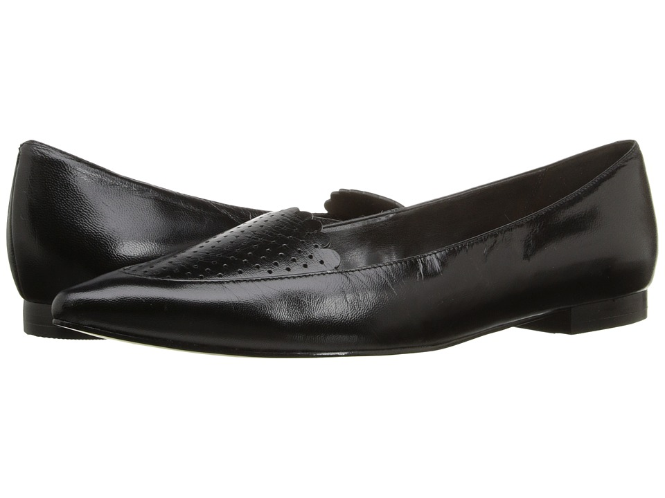 Cole Haan Allison Skimmer Perf (Black) Women