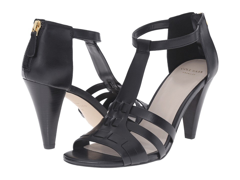 Cole Haan - Cady High Sandal (Black) Women's Sandals