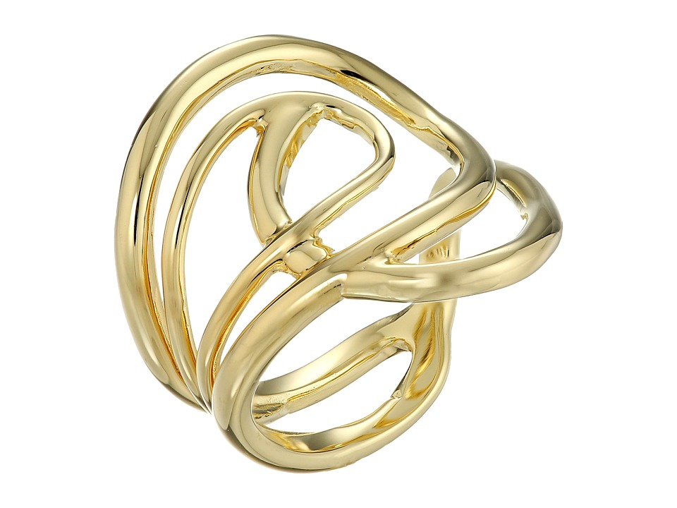 Elizabeth and James - Ellie Ring (Yellow Gold) Ring