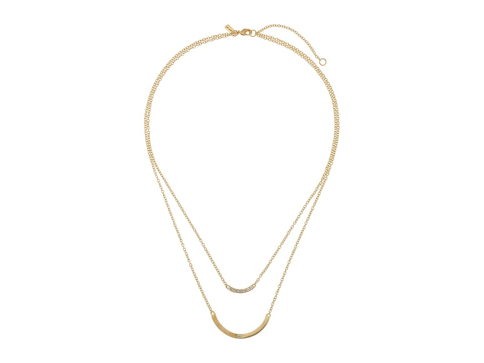 Elizabeth and James - Ando Klint Necklace (Yellow Gold) Necklace