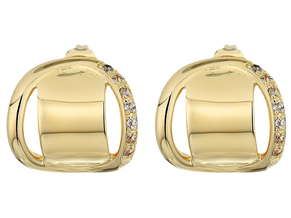 Elizabeth and James - Loretta Earrings (Yellow Gold) Earring