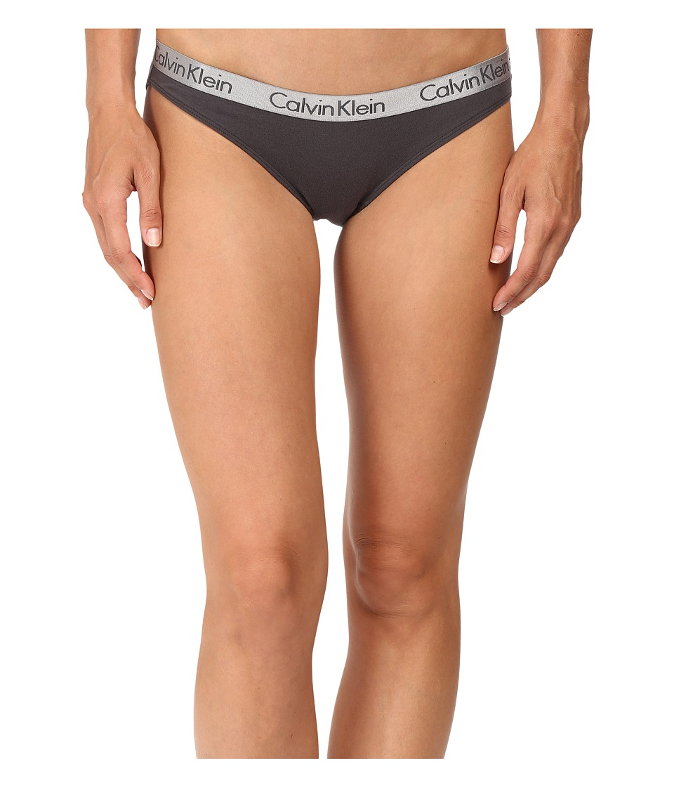 Calvin Klein Underwear - Bikini QD3540 (Ashford Gray) Women's Underwear
