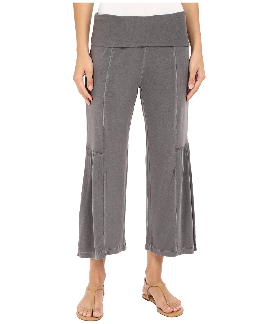 XCVI - Rochana Crop Pants (Rock Pigment) Women's Casual Pants