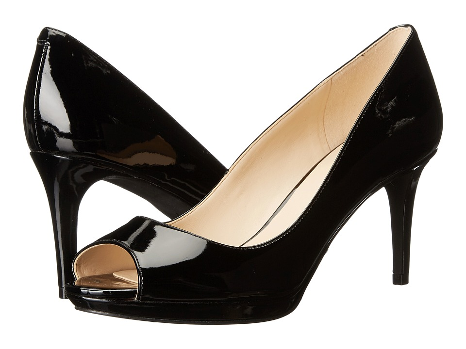 Nine West - Gilded (Black Synthetic) Women's Shoes