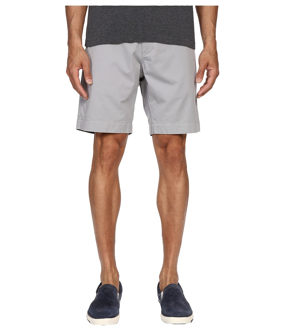 Billy Reid - Wynn Shorts (Grey) Men's Shorts