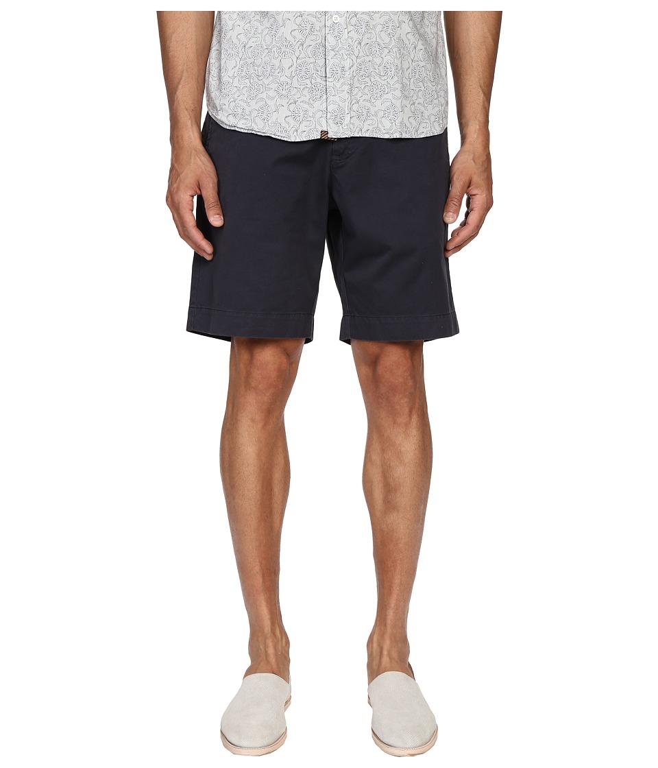 Billy Reid - Wynn Shorts (True Navy) Men's Shorts