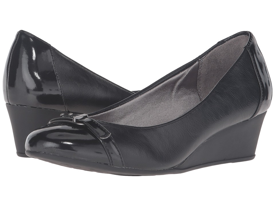 LifeStride - Lingo (Black) Women's Shoes
