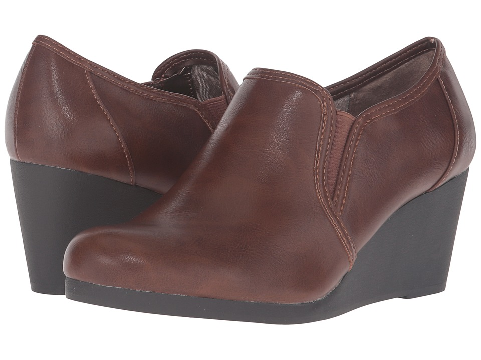 LifeStride - Never (Dark Tan) Women's Shoes