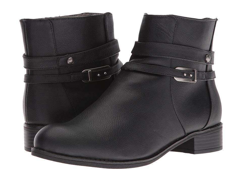 LifeStride - Smirk (Black) Women's Shoes