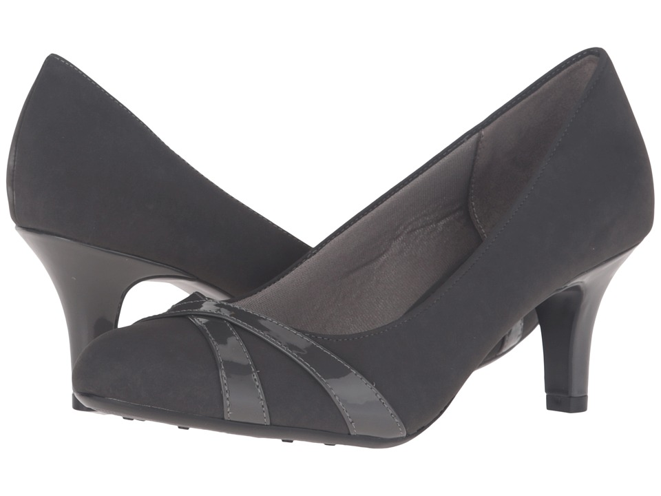 LifeStride - Peace (Dark Grey) Women's Shoes