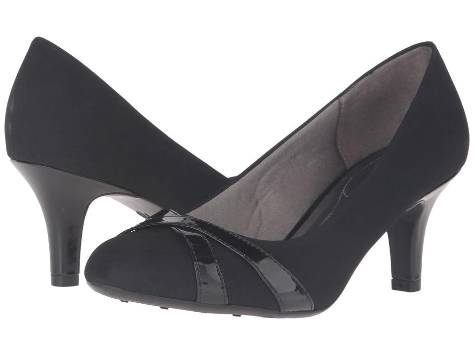 LifeStride - Peace (Black) Women's Shoes